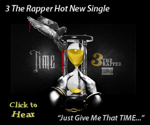 TIME - 3 THE RAPPER