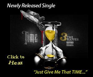 Time - 3 the Rapper box