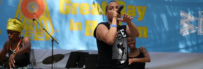 Napoleon Da Legend -Clean Money Music Tour - Harlem Week 2019
