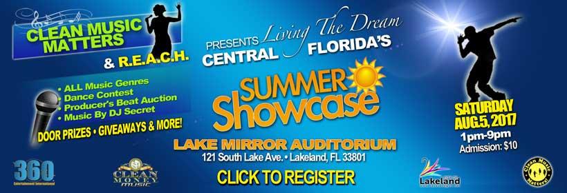 Lakeland Summer Showcase
