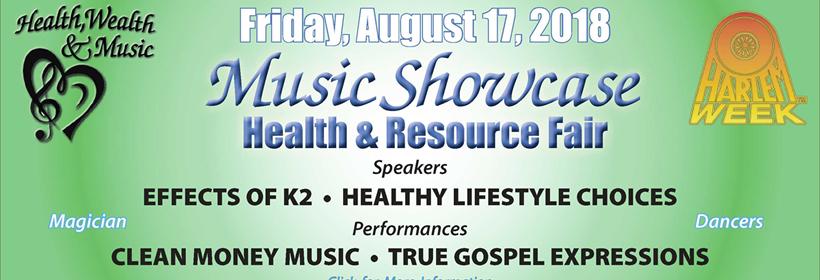 Health Wealth Music