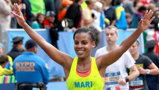 Voza Rivers / NYC Marathon presents the Harlem Miles