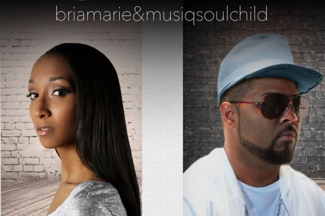 """After 7 Grammy Nominations and 9 years: Musiq Soulchild and Carvin & Ivan are back together again (FINALLY)… And it's MORE than """"OKAY""""!"""
