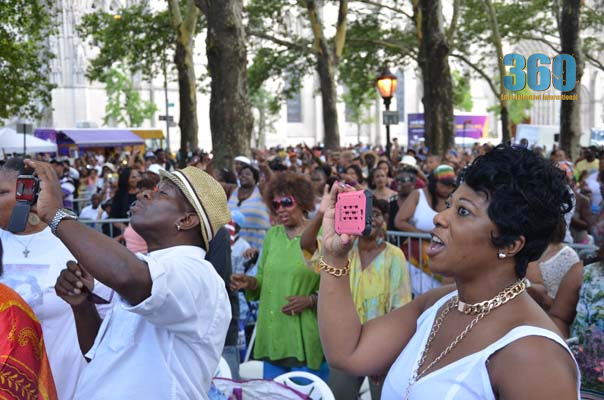 HEADS UP! Get Ready for the Hottest Shows of the year - NWS Listed Artists to perform at Harlem Week 2018