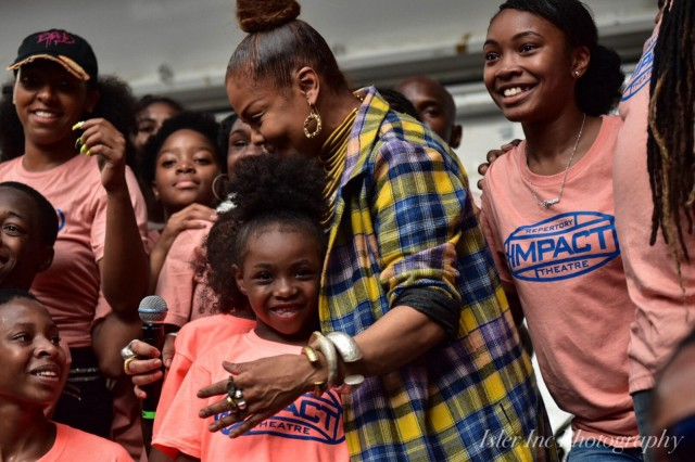 IMPACT's amazing tribute to music icon Janet Jackson and more during HARLEM WEEK!