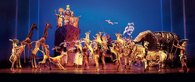 Tsidii, the Tony Award nominated star of The Lion King on Broadway is honored by NYC Mayor Bill de Blasio and Voza Rivers