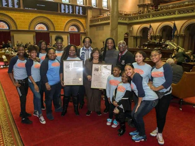NEW YORK STATE ASSEMBLY HONORS NEW HERITAGE THEATRE GROUP