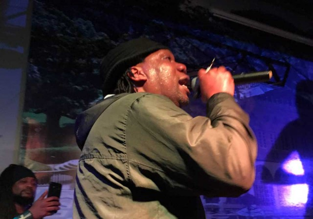 KRS ONE Didn't Expect This...!