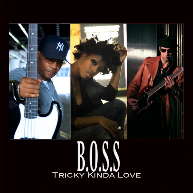 Tricky Kinda Love EP